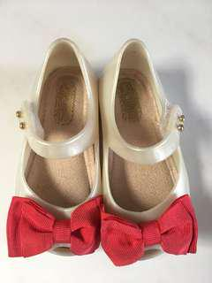 Mini Melissa Red Bow