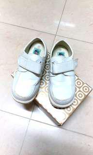 返學鞋白鞋皮鞋 white shoes