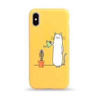 Cat casing