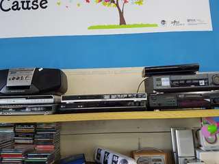 DVD/CD/RADIO PLAYER