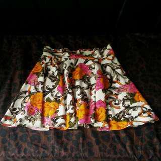Skirt w/ Undershort
