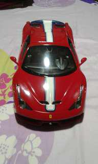 Ferrari toy car