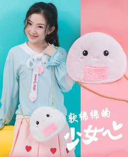 <Juniorcloset preorder> 🆕️ Kawaii- Sushi fluffy bag