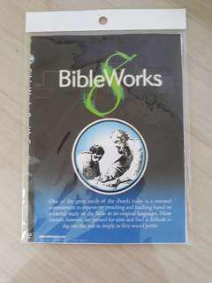 Bible works 8