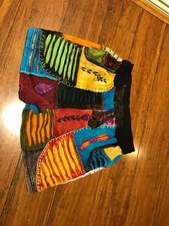 Hippie Nepalese shorts