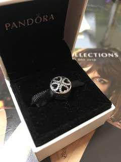 Pandora Charm - Lucky Clover Charm