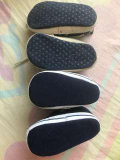 Baby shoes preloved