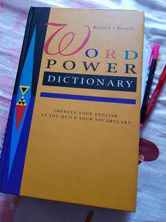 DICTIONARY (Reader's Digest)