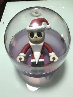 絶版珍藏!怪誕城之夜 Jack聖誕特別版大公仔