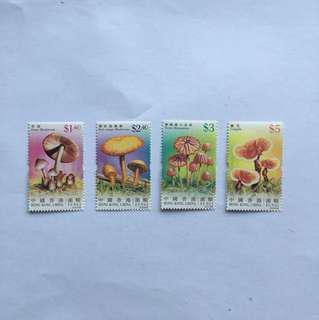 HK Fungi mint set