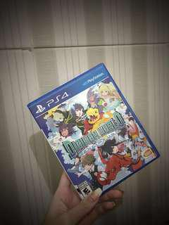 Game PS 4 Digimon World