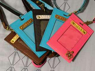 Personalized Lanyards with name charm