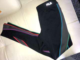 Fila high waist tights