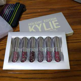 Kylie 6 pc Liquid Lipstick Set