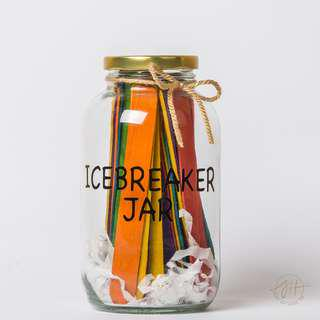 Icebreaker Jar (IBJ01)