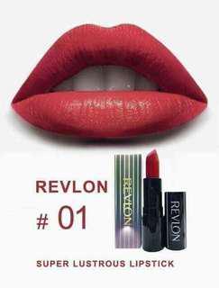 Revlon lustrous lipstick