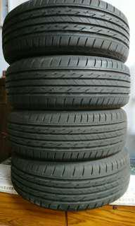 九.五分新輪胎4個