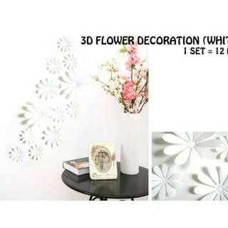 WALLPAPER DINDING FLOWER HIAS