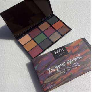 Nyx In Your Elements Earth Palette