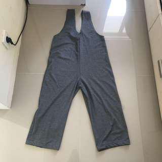 overall luaran baju