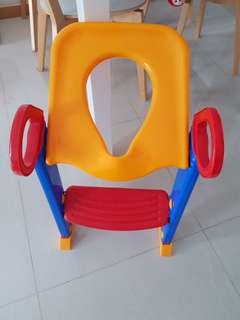 Toilet seat for kids