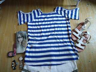 Stripes bakuna top