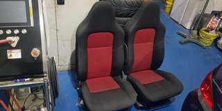 Suzuki swift sport (Original seat)