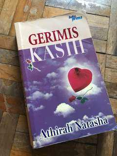 Novel Gerimis Kasih