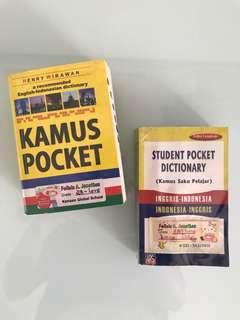 kamus pocket