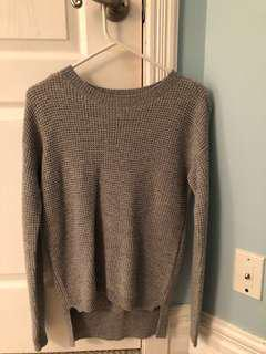 Grey Wilfred sweater