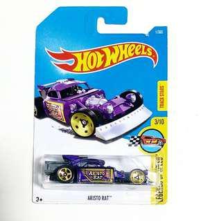 hot wheels 玩具車 紫 LEGNDS OF SPEEN 1