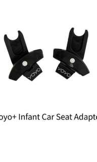 Babyzen Yoyo+ Car Seat Stroller Adapter