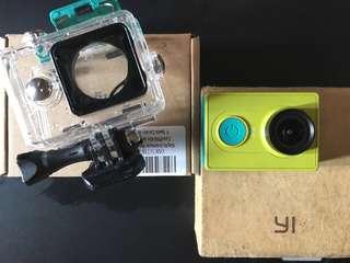 Xiaomi Yi Camera + Case Waterproof