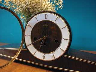 Kienzle mantel clock (working) germeny antique