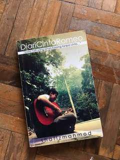 Novel Diari Cinta Romeo