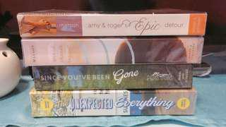 Bundle! Morgan Matson Books