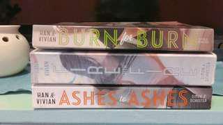 Book Bundle! Burn for Burn Series