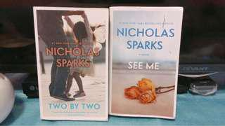 Nicholas Sparks See Me, Two by Two