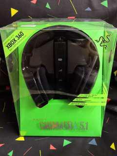 Razer Chimaera 5.1 wireless gaming headset