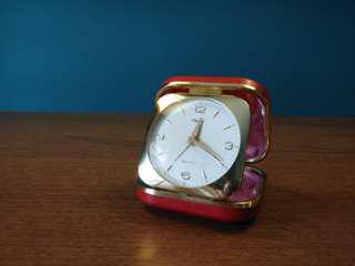 Traveling clock made I'm Japan (working)