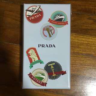Prada Voyage 10ml Refillable Travel Spray Set (L'Homme and La Femme)