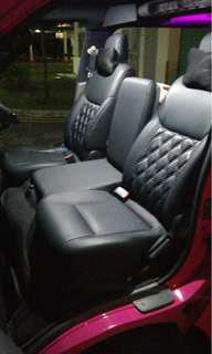 NV350 seat