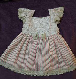 Preloved Crib Couture dress