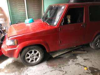 owner type jeep 4FB1 engine motor IZUZU