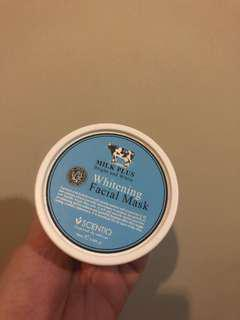 Scentio whitening facial mask