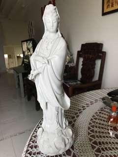 White Goddess of Mercy