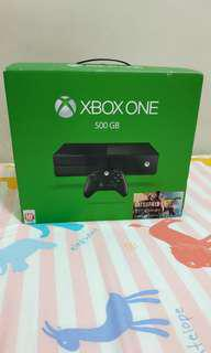 Xbox one  500G