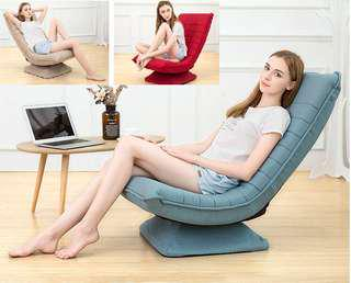 Free delivery sofa lazy chair tatami relax sofa
