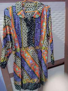 Batik Tunik Wanita