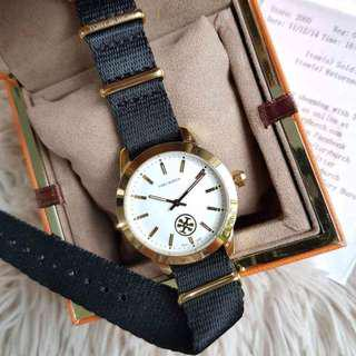 Tory burch watch complete set
